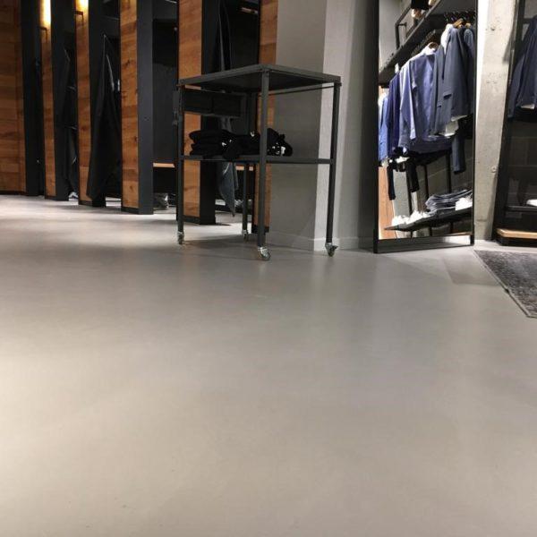 betonlook gietvloer Floorcouture