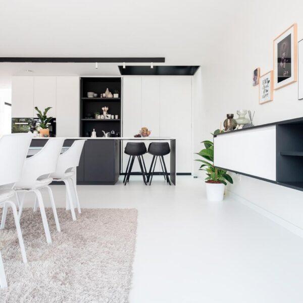 Pure Comfort + Betoncire nieuwbouw