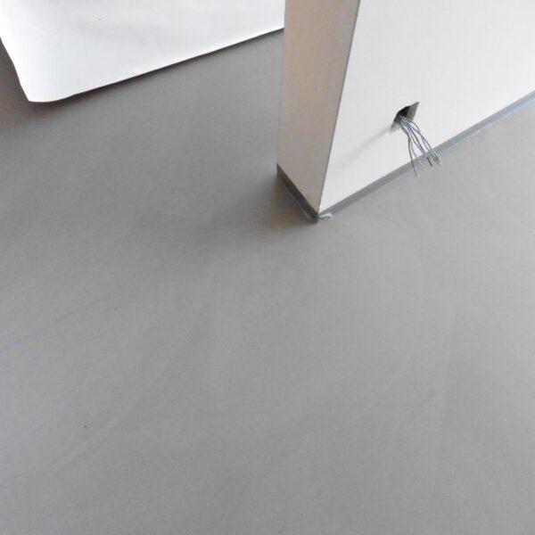 Cementgebonden gietvloer Pearl Oostrozebeke