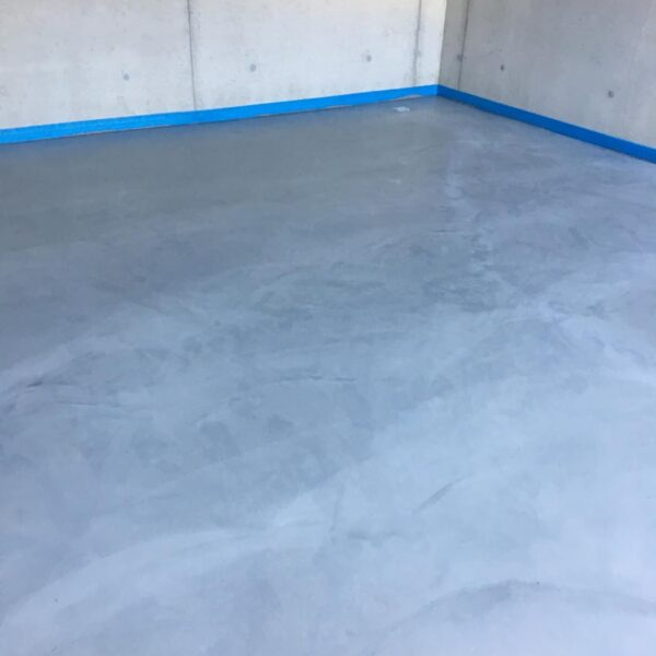 Pure Betonlook cementgebonden design gietvloer Vissenaken