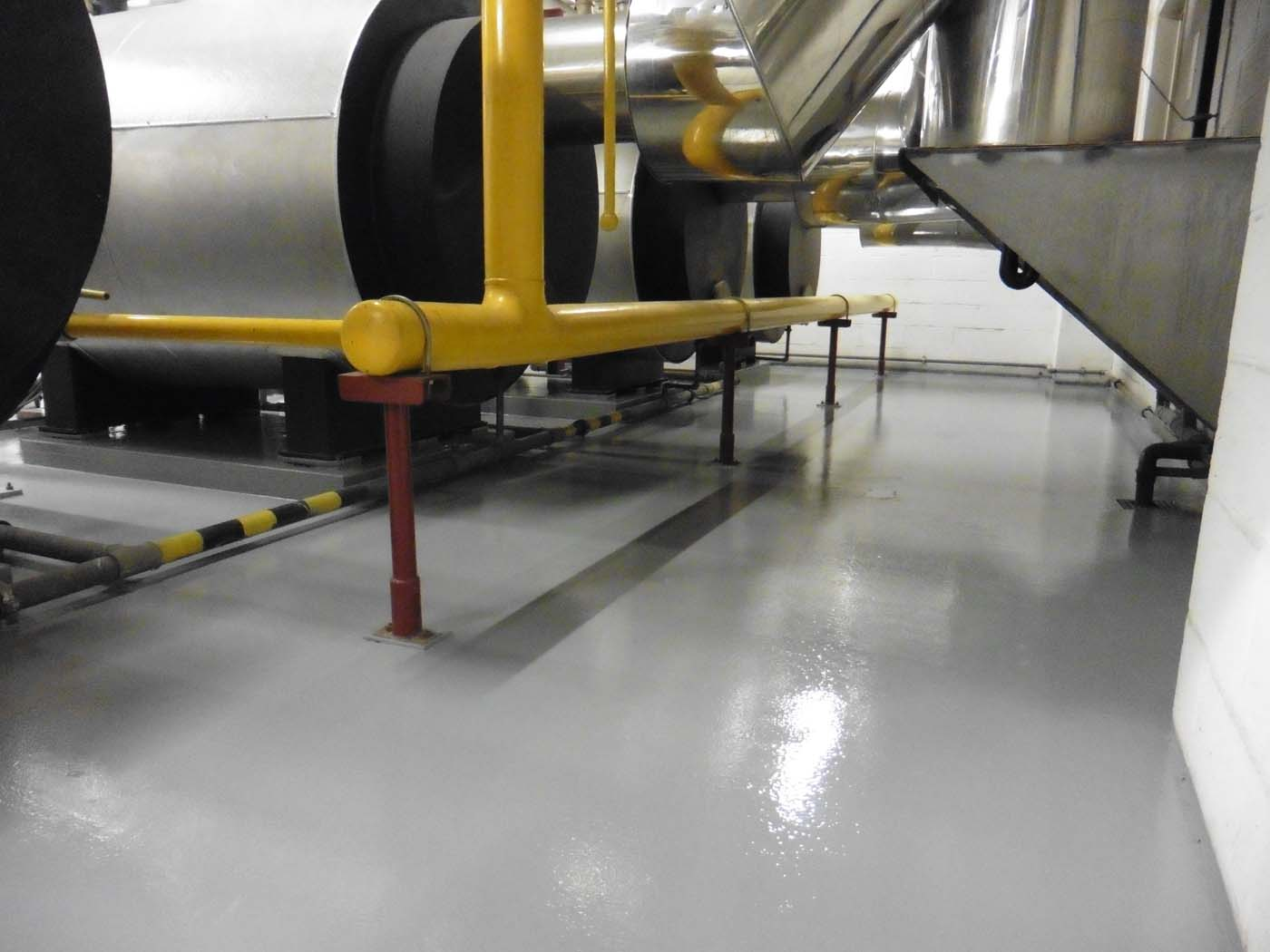 epoxycoating technische lokalen